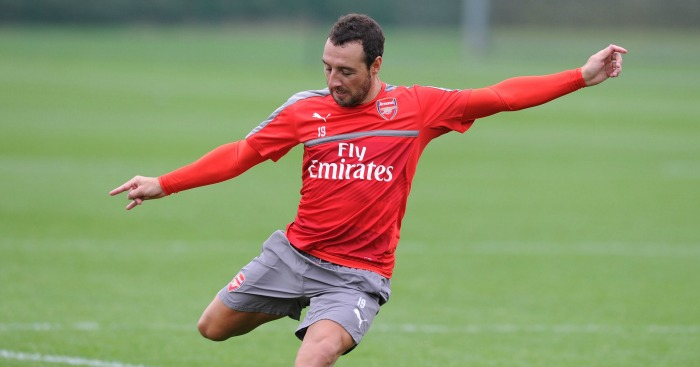 Santi Cazorla: Midfielder sidelined for longer than expected