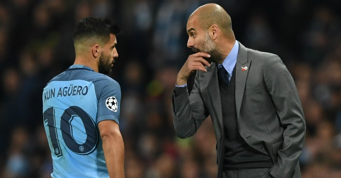 Sergio Aguero: Played key role for City