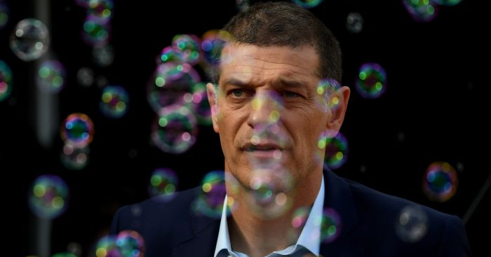 Slaven Bilic: Hails West Ham atmosphere