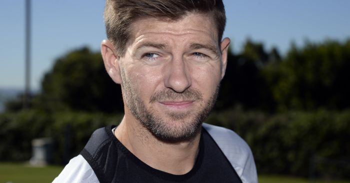Steven Gerrard: Set to return