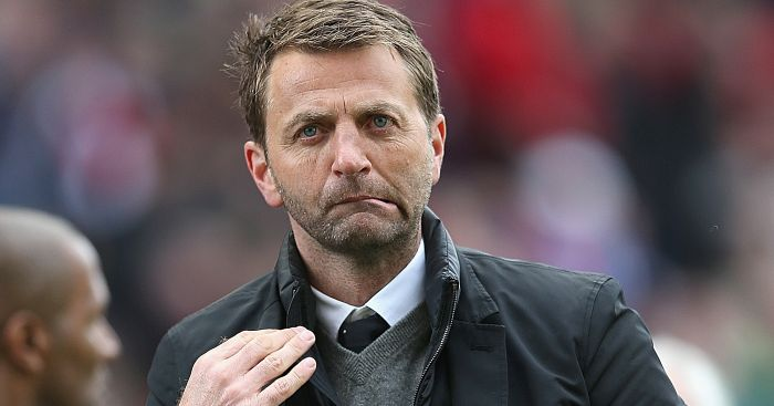 Tim Sherwood: Joins League One outfit