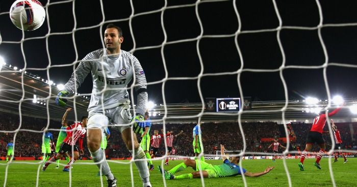 Virgil van Dijk: Scored against Inter