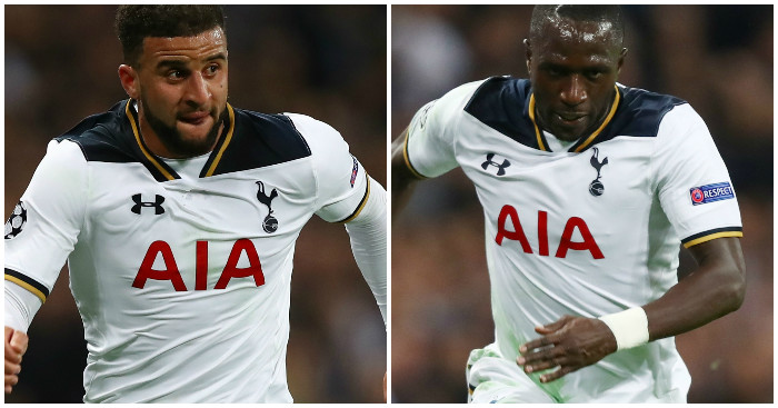 Walker and Sissoko: Absymal for Tottenham