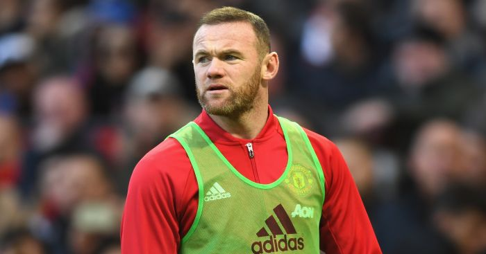 Wayne Rooney: Not leaving this season