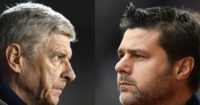 Arsene Wenger & Mauricio Pochettino: Set to battle