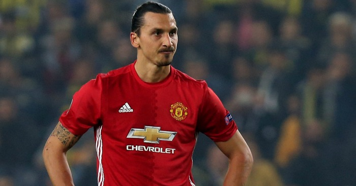 Zlatan Ibrahimovic: Missing chances