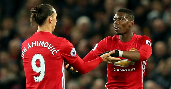 Zlatan Ibrahimovic: Pogba is settling in