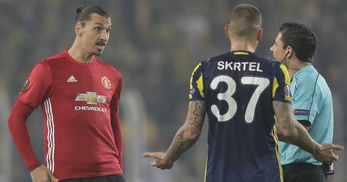Zlatan Ibrahimovic: Veiled dig?