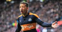 Dwight Gayle: Striker scored twice at Elland Road