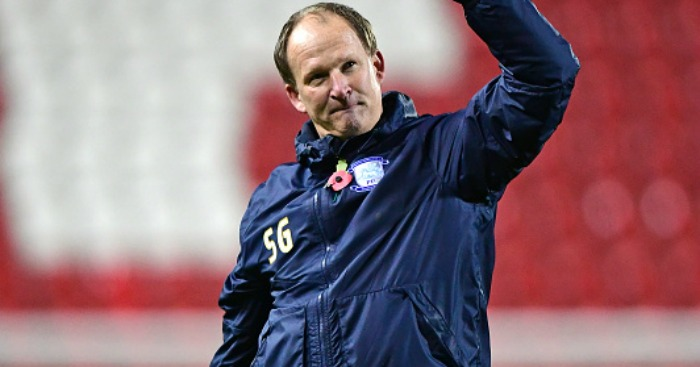 Preston's Simon Grayson