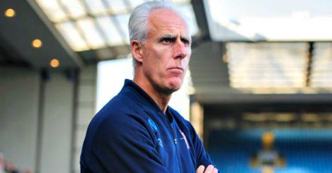 Mick McCarthy: Feels pressure is on Norwich