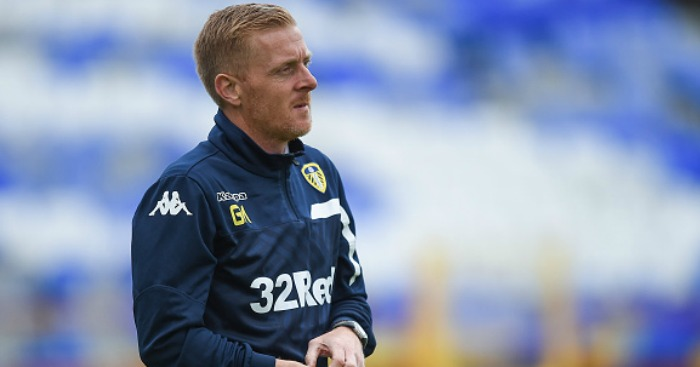 Garry Monk: Felt Leeds deserved Derby win