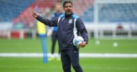 David Wagner: Huddersfield manager sent off