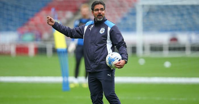 David Wagner: Huddersfield manager sent off