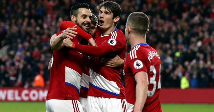 Alvaro Negredo: Fires Boro to vital win