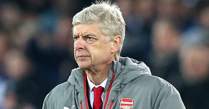 Arsene Wenger: Offers thoughts on Everton loss