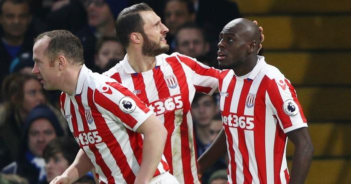 Stoke City: Seeking home win