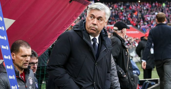 Carlo Ancelotti: Not impressed with PL duo