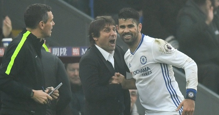 Diego Costa: £130m price tag