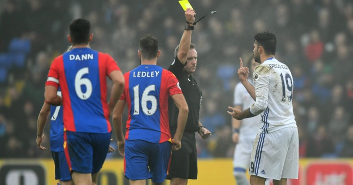 Diego Costa: Must now serve a suspension