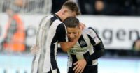 Dwight Gayle: Scores twice against Forest