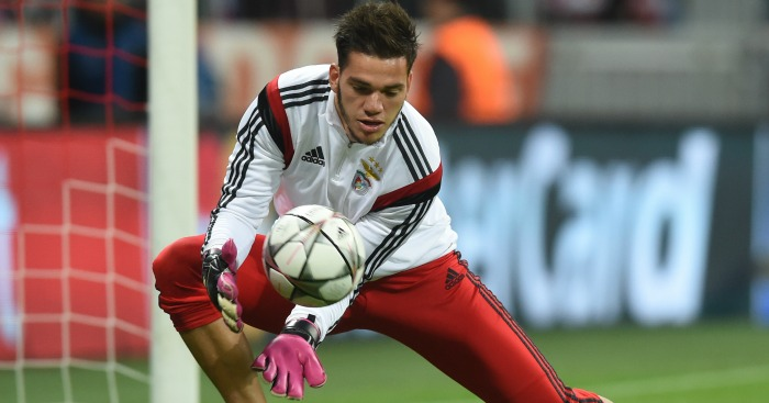 Ederson: Man to solve Man City's keeper woes?