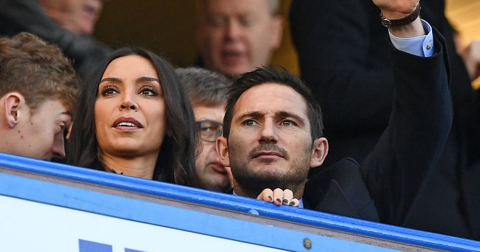 Frank Lampard: Discusses future