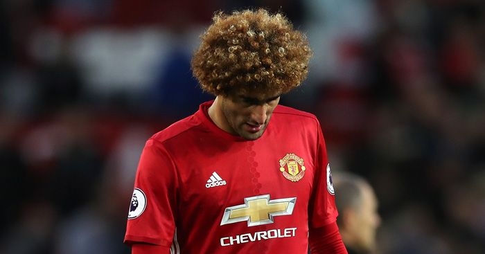 Marouane Fellaini: West Ham to offer escape route?