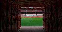 The Emirates: Ready to host Arsenal v Stoke