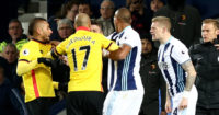Fracas: Both clubs charged after ugly scenes