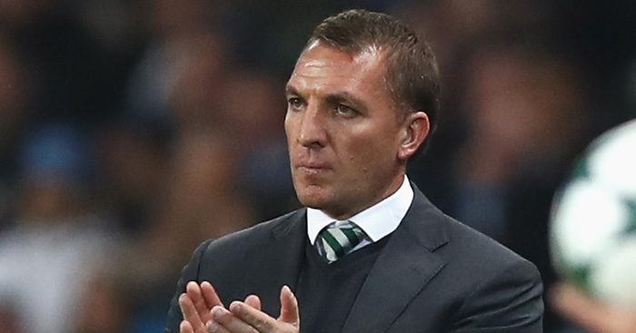 Brendan Rodgers: Has extended his stay at Celtic