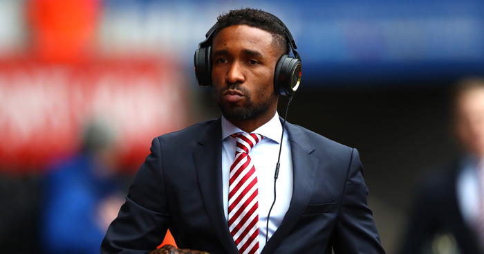 Jermain Defoe: On the hunt for more goals at Swansea