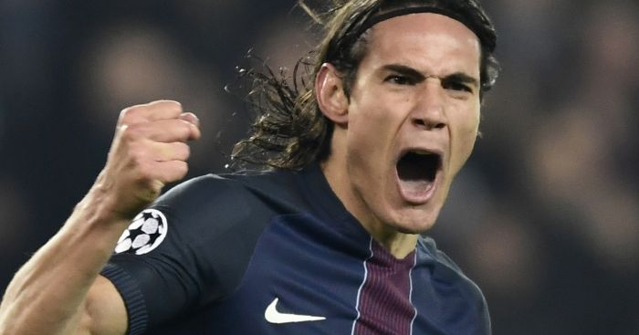 Edinson Cavani: On Man United's radar