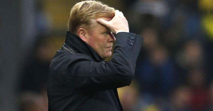 Ronald Koeman: Head-scratching defeat