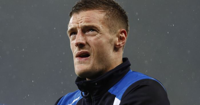 Jamie Vardy: Will sit out until new year