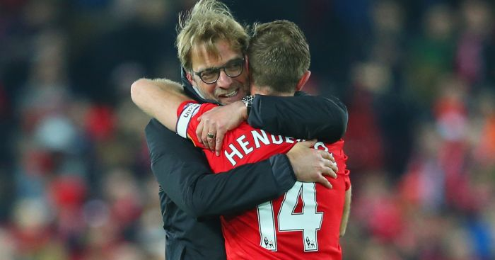 Jordan Henderson: Exciting times at Liverpool