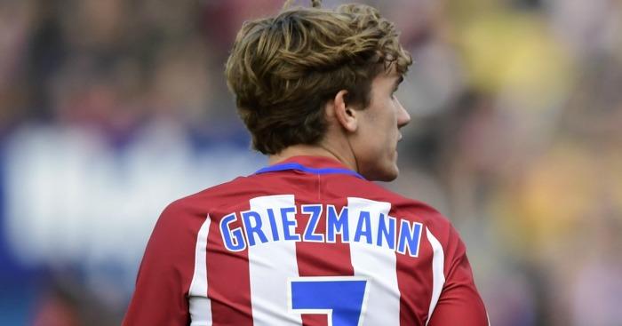 Antoine Griezmann: United talk