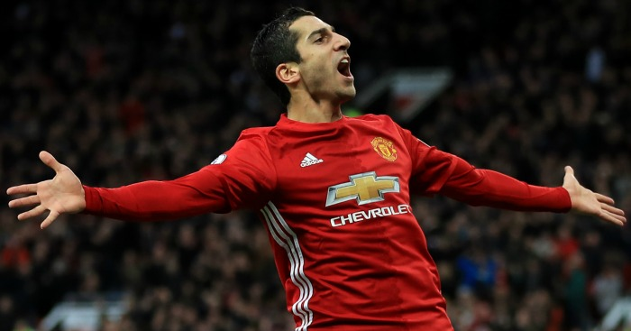 Henrikh Mkhitaryan: Hitting his stride at Man Utd