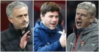Mourinho, Pochettino & Wenger: Mixed fortunes