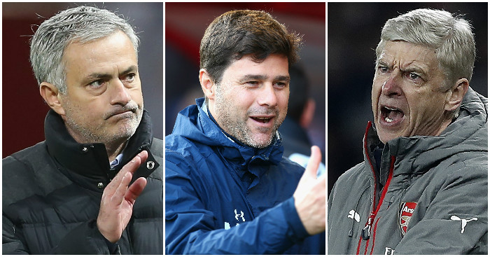 Mourinho, Pochettino & Wenger: Mixed fortunes