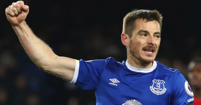Leighton Baines: Pens new contract