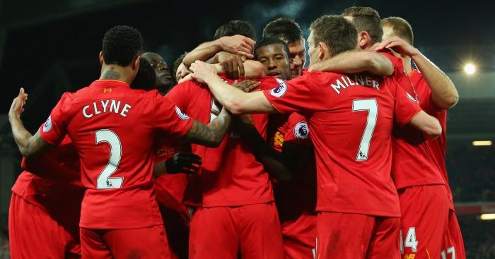 Liverpool: Record vital win over Stoke
