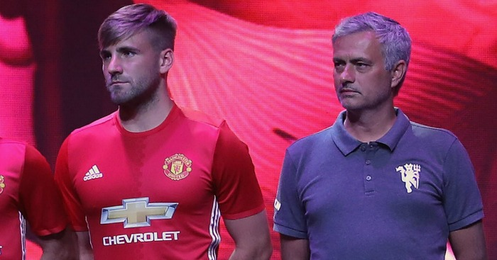 Luke Shaw: May be sold