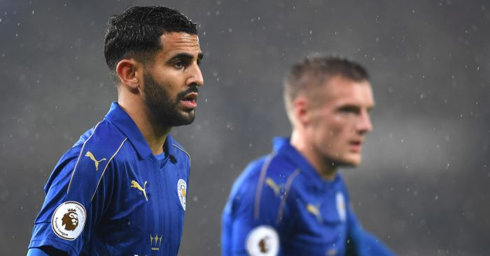 Riyad Mahrez: Still a target for Spurs