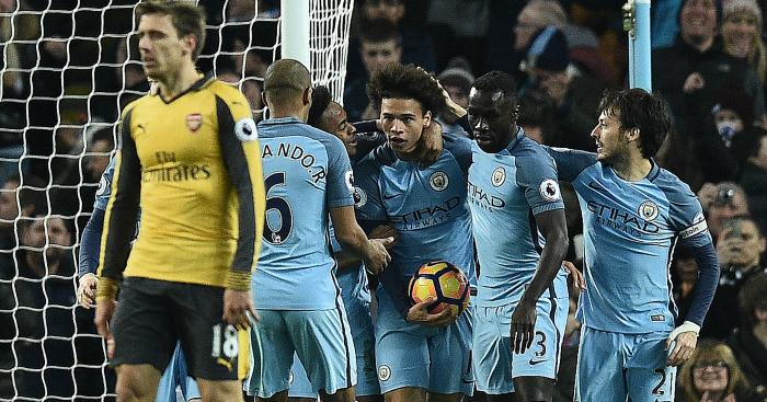 Manchester City: Record big win