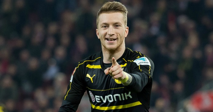 Marco Reus: Could move on in the summer