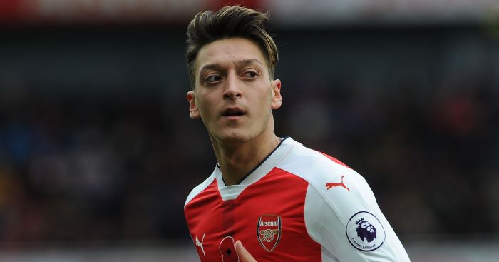 Mesut Ozil: Urged to leave Arsenal