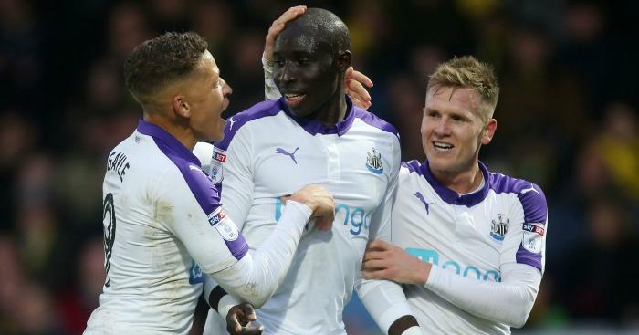 Newcastle United: Top at Xmas