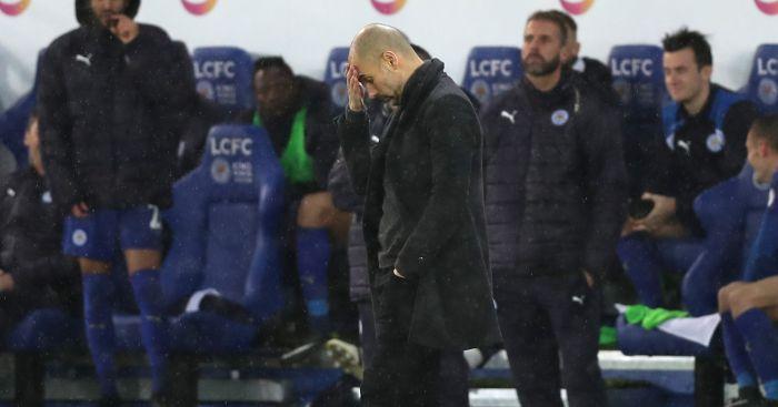 Pep Guardiola: Feeling the pressure at Man City