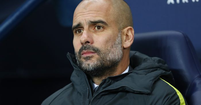 Pep Guardiola: Speaks about his former striker